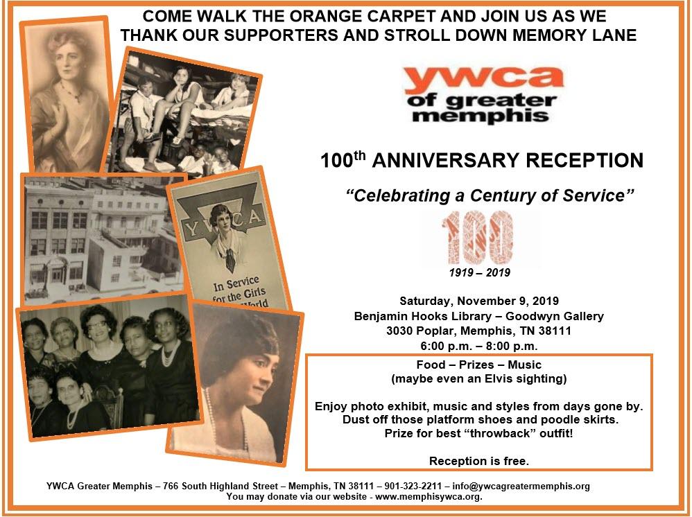 centennial celebration details