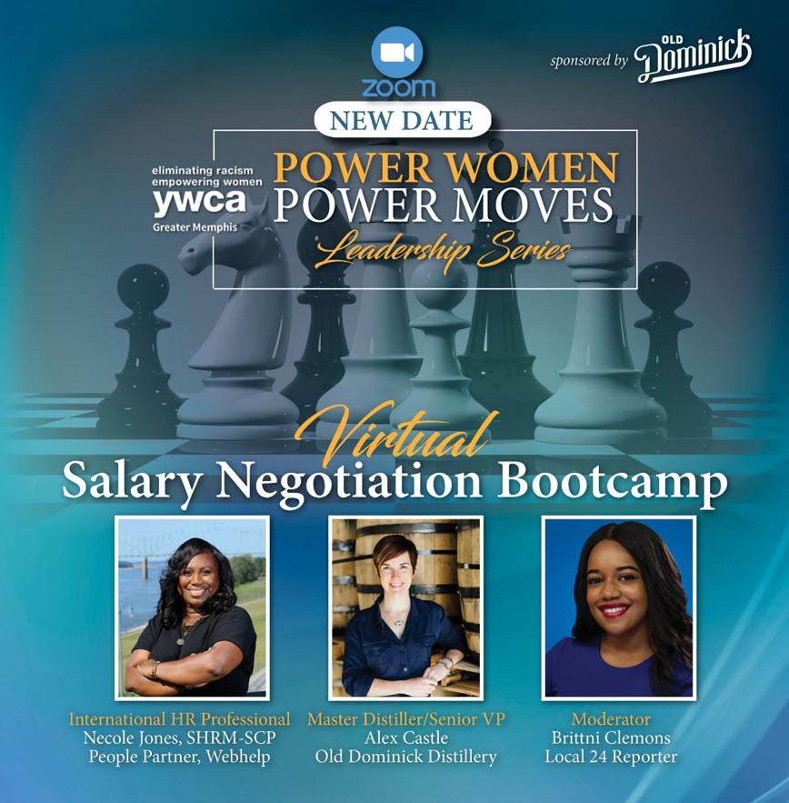 power women...power moves